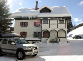 Chalet-Hotel Larix, Davos