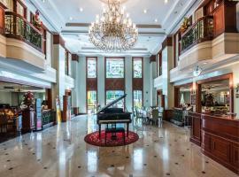 Evergreen Laurel Hotel Sathorn Bangkok