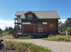 Pioneer 1 Cabin by Coyote Cabins, Moab