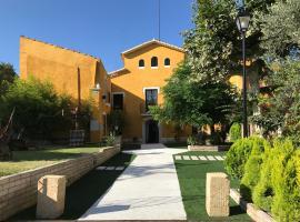 Mejores hoteles y hospedajes cerca de Viladellops, España