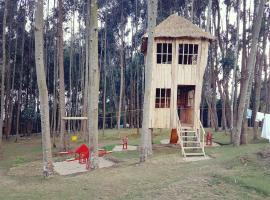 La Paillote Gorilla Camp Site