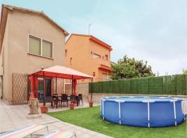 Holiday Home in El Masnou, El Carrer del Canonge (Perto de Alella)