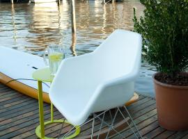 Floating Design Suite, San Fernando