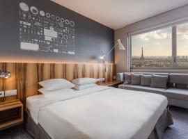 فندق حياة ريجنسي باريس إيتوال