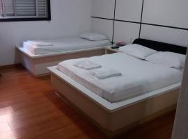 Center Park Hotel Lapa