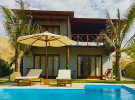 Casa de Playa Punta Veleros, Los Órganos