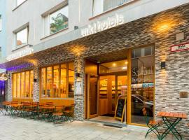 mk   hotel münchen city