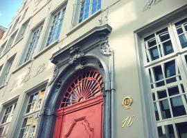 Small Luxury Hotel De Witte Lelie