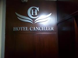 Hotel Canciller, Posadas