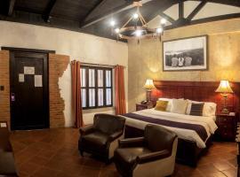 Los Olivos Boutique Hotel Antigua Guatemala
