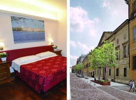 Abc Comfort Hotel Mantova City Centre
