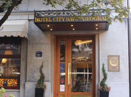 Hotel City Savoy