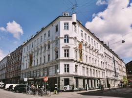 فندق إيربان هاوس كوبنهاغن باي مينينغير