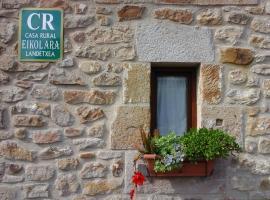 Mejores hoteles y hospedajes cerca de Ibarguren, España