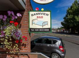Bannview Bed & Breakfast, Portadown