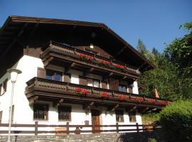 Ferienhaus Höllbacher