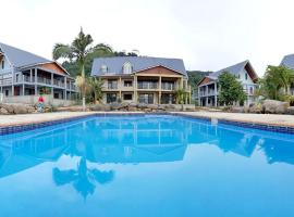Vailima Hillside Apartments
