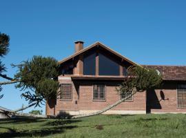 Casa na Fazenda Manoel Bernardes