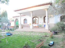Chalet Granada, relax, Atarfe