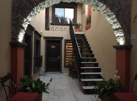 Casa del Tio Hotel Boutique, San Miguel de Allende