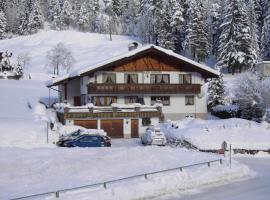 Pension Seeberger, Wald am Arlberg (Klösterle am Arlberg yakınında)