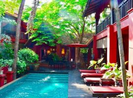Tri Yaan Na Ros Colonial House