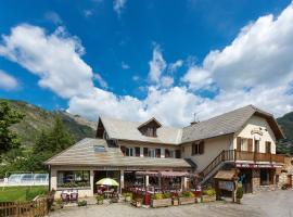 Hotel restaurant Le Chamois