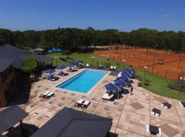 El Tennis Pinamar Resort, Pinamar