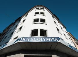 فندق أوليمبيا زوريخ