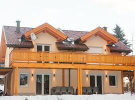 Ferienhaus Glück Auf 1, Arnoldstein