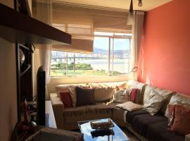 Apartamento Coqueiros Vista Mar