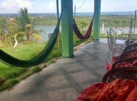 Paraíso Hostel, Barra de Santo Antônio