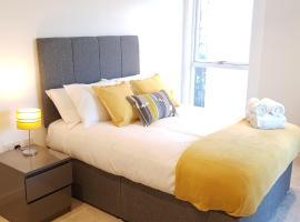 CDP Apartments - Britannia Suite 1