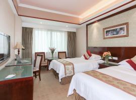 Vienna Hotel Shanghai Pudong Airport Heqing