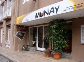 Munay San Salvador de Jujuy