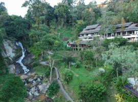 Kangsadarn Resort and Waterfall