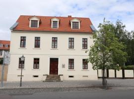 Zimmervermietung Barth, Bernburg
