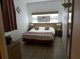 Kyriad Hotel - Restaurant Carentan, Carentan