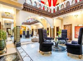Hôtel & Ryad Art Place Marrakech