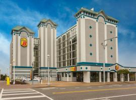 Super 8 by Wyndham Virginia Beach Oceanfront, Virginia Beach