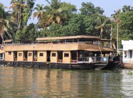 Friends Cruise, Nightstay Houseboat