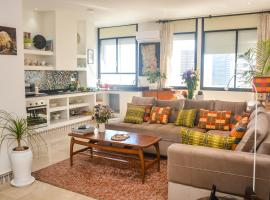 Appartement moderne moroccan/African décoration