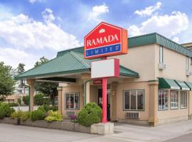 Ramada Limited Quesnel, Quesnel
