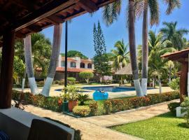 Casa Romantica De Playa