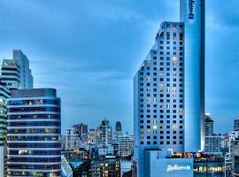 Radisson Blu Plaza Bangkok