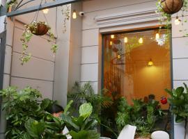 Ladybug Boutique Villa