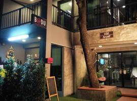BADU sukhumvit dormitory