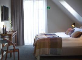 ريكيافيك ريزيدنس للشقق الفندقية