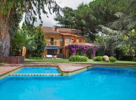 Villa Premium Habitat La Picòrdia (España Sant Andreu de ...