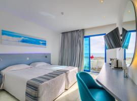 Anonymous Beach Hotel (Adults 16+)